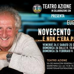 EUGENIO ALLEGRI in NOVECENTO