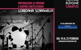 LOREDANA SCARAMELLA | PREPARAZIONE AL PROVINO