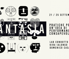 IALONGO/CASAMASSIMA | FANTASIA: SEMINARIO PER ATTORI/PERFORMERS