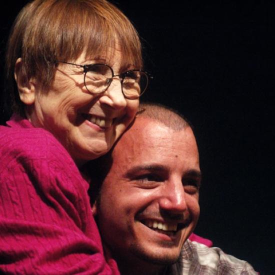 NICOLAS VAPORIDIS A TEATRO AZIONE